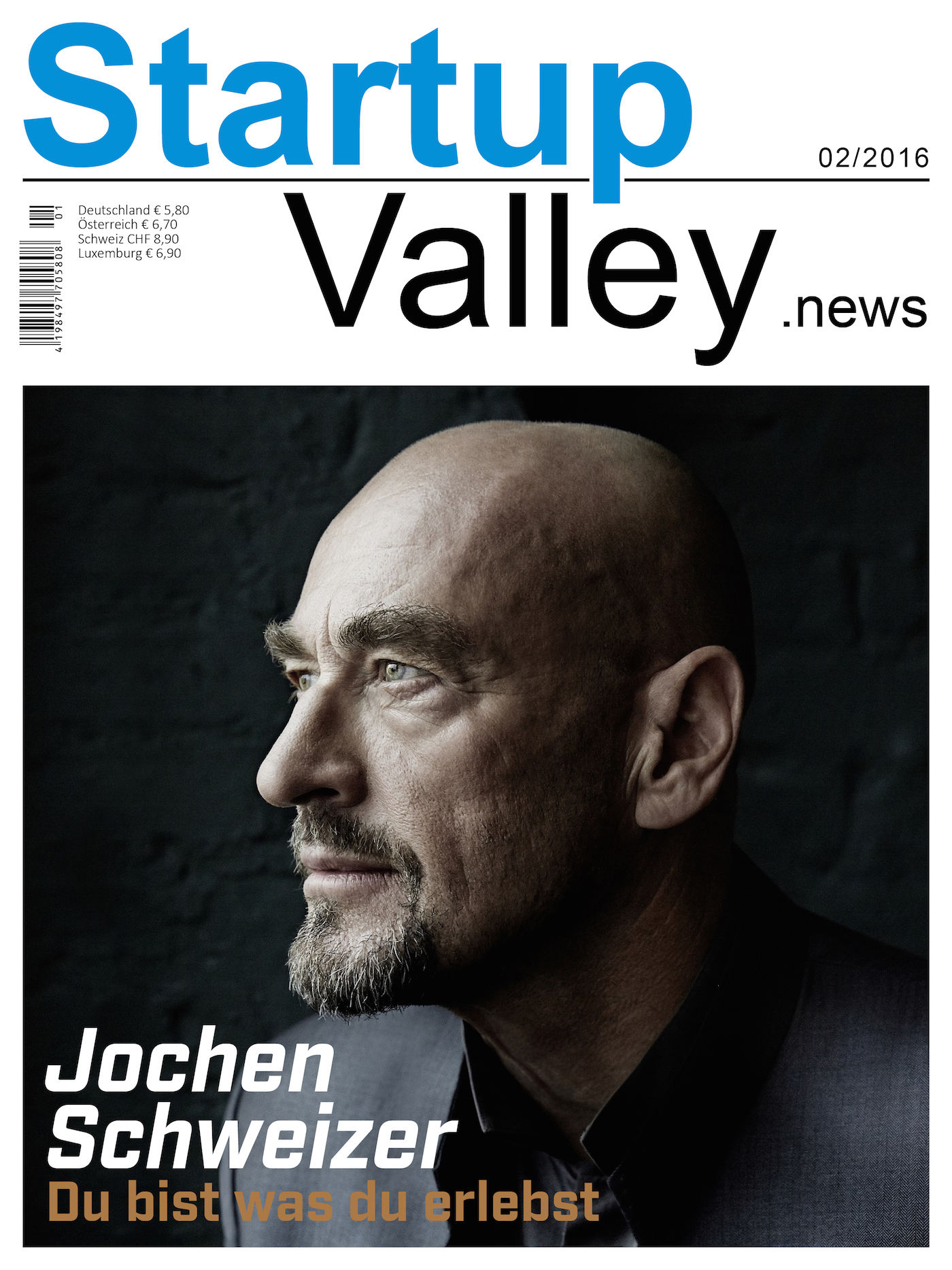 StartupValley Print Cover