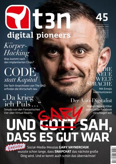 t3n Magazin Nr.45 - Die richtige Crowdfunding-Strategie für Startups
