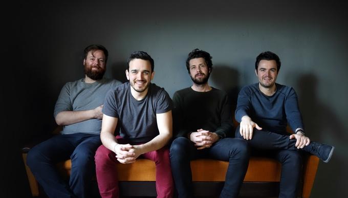 Das Team von Timeular. Copyright: Timeular
